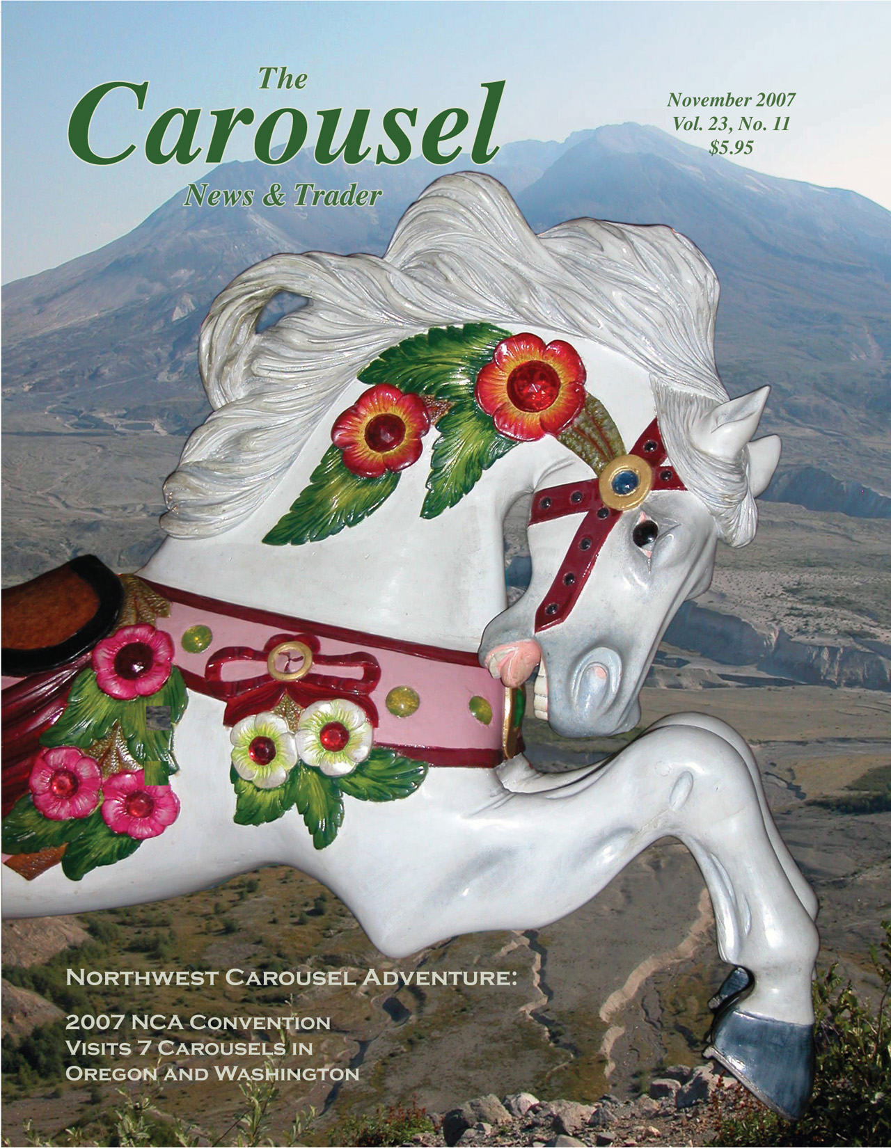 Issue No. 11, Vol. 23 – November 2007