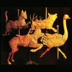 Edgewater-Dentzel-menagerie-cat-deer-pig-ostrich