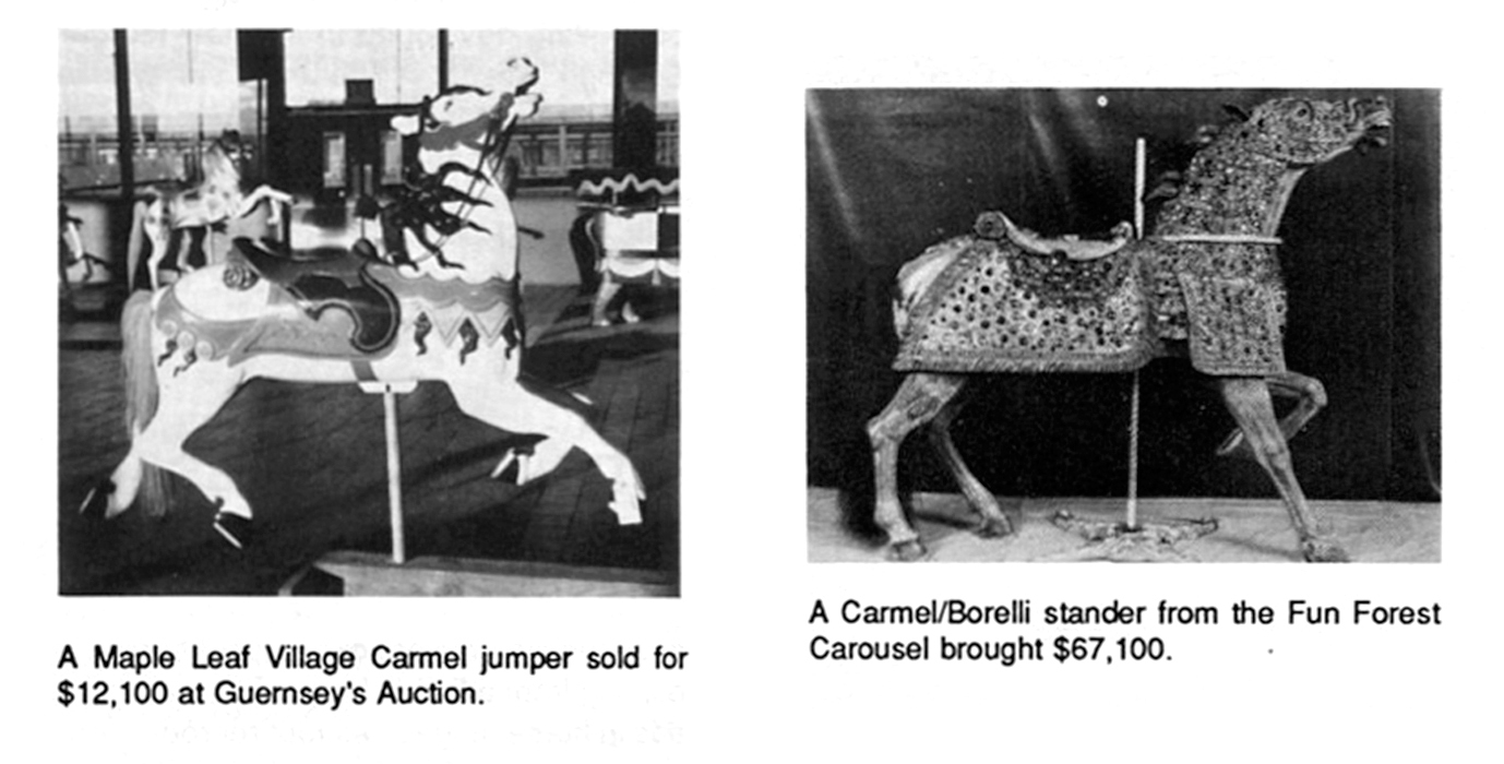 Fun-Forest-Carmel-Borelli-carousel-horse-67-thousand-Dec-88