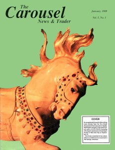 Fun-Forest-Illions-carousel-horse-world-record-auction-101.75-thousand-Dec-88