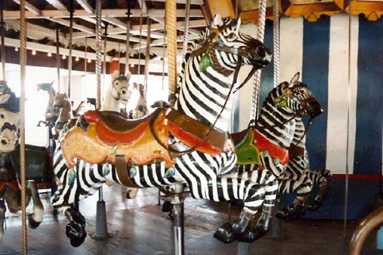 Lake-Quassy-1902-E-Joy-Morris-carousel-zebra-2
