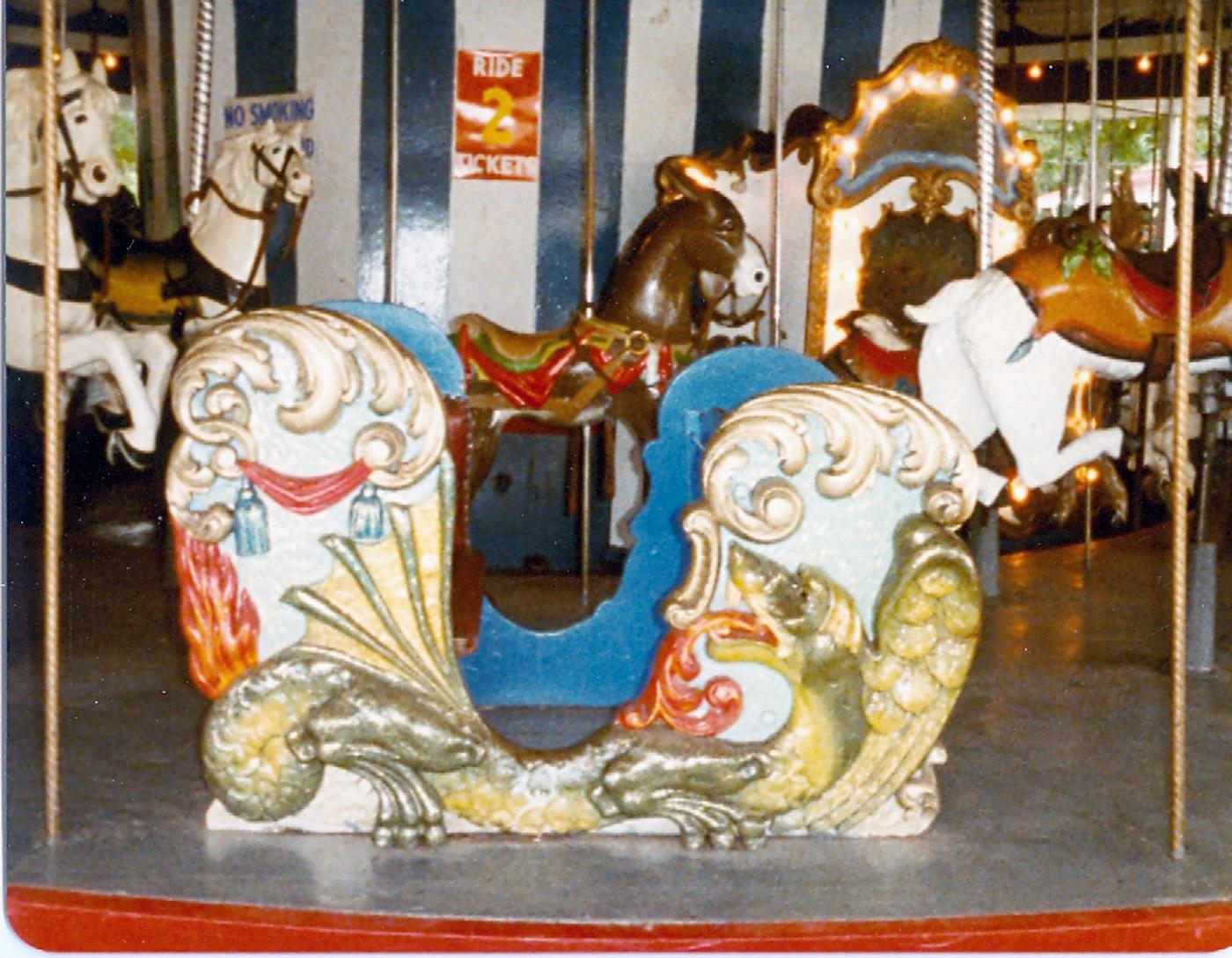 Lake-Quassy-E-Joy-Morris-Carousel-Chariot