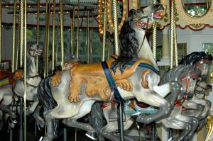 PTC-33-pelt-saddle-horse-Cafesjians-carousel-MN