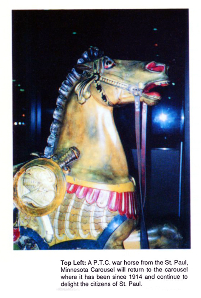 PTC-war-horse-St-Paul-our-fair-carousel-Dec-88-Gurnseys-auction