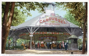 Wm-Pohlman-carousel-Bellwood-Park-NJ-archive-postacrd