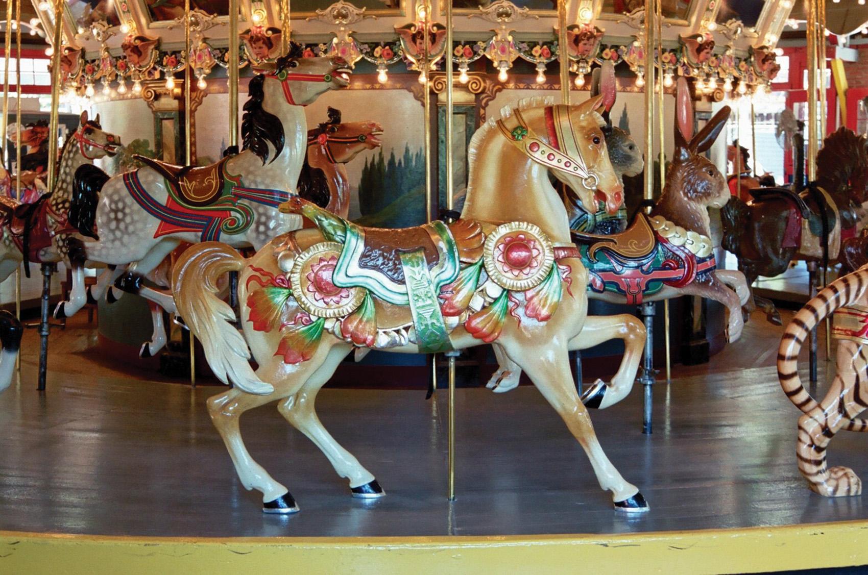 1921-Glen-Echo-Dentzel-carousel-horse-2