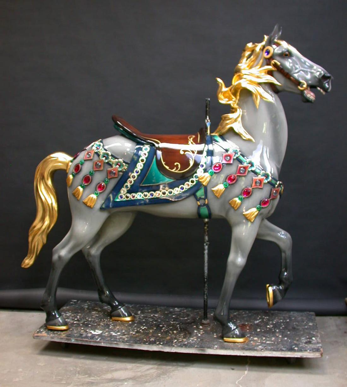 1927-Illions-supreme-carousel-horse-restored-ll-2