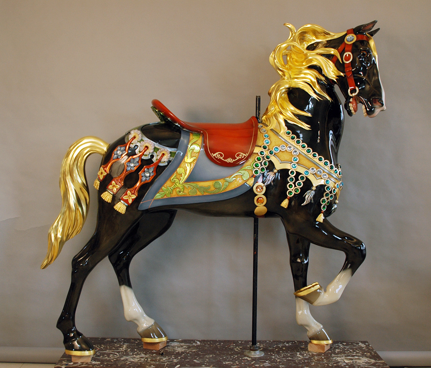 1927-Illions-supreme-horse-restored-ph-4