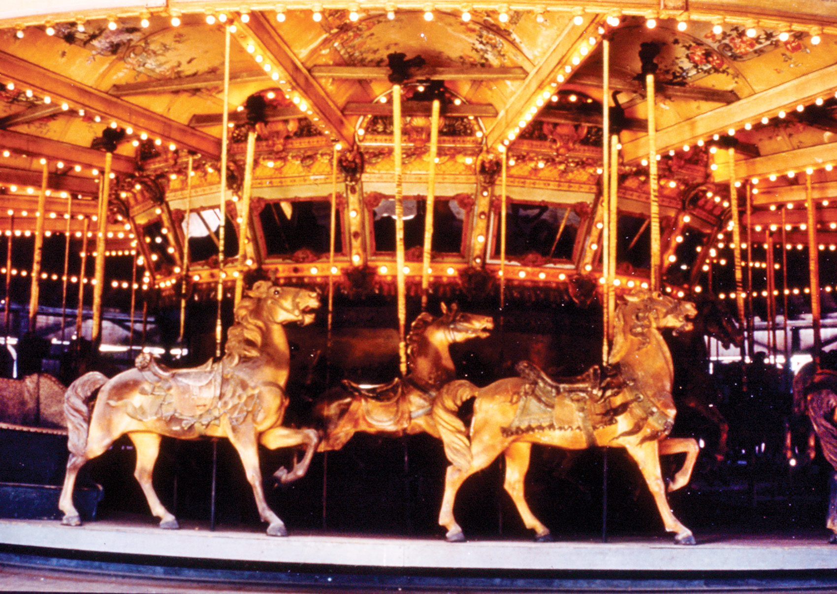 1927-Rock-Springs-WV-Dentzel-Muller-carousel-ca-1970