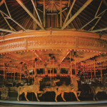 1927-Rock-Springs-WV-Dentzel-Muller-carousel-full-ca-1970