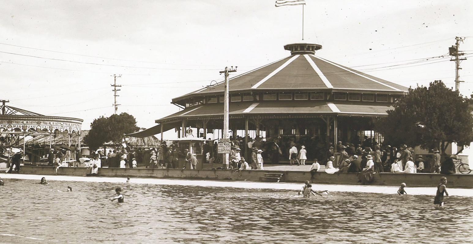 Balboa-Park-Historic-Carousel-Tent-City-Coronado-CA-1915