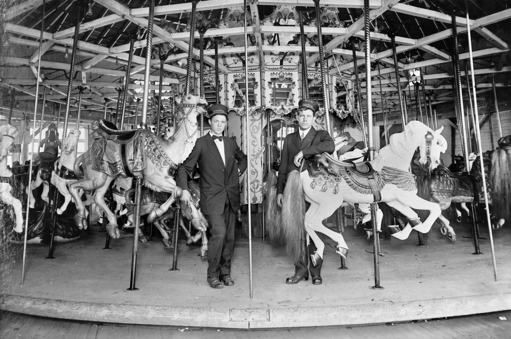 Looff Carousel 1