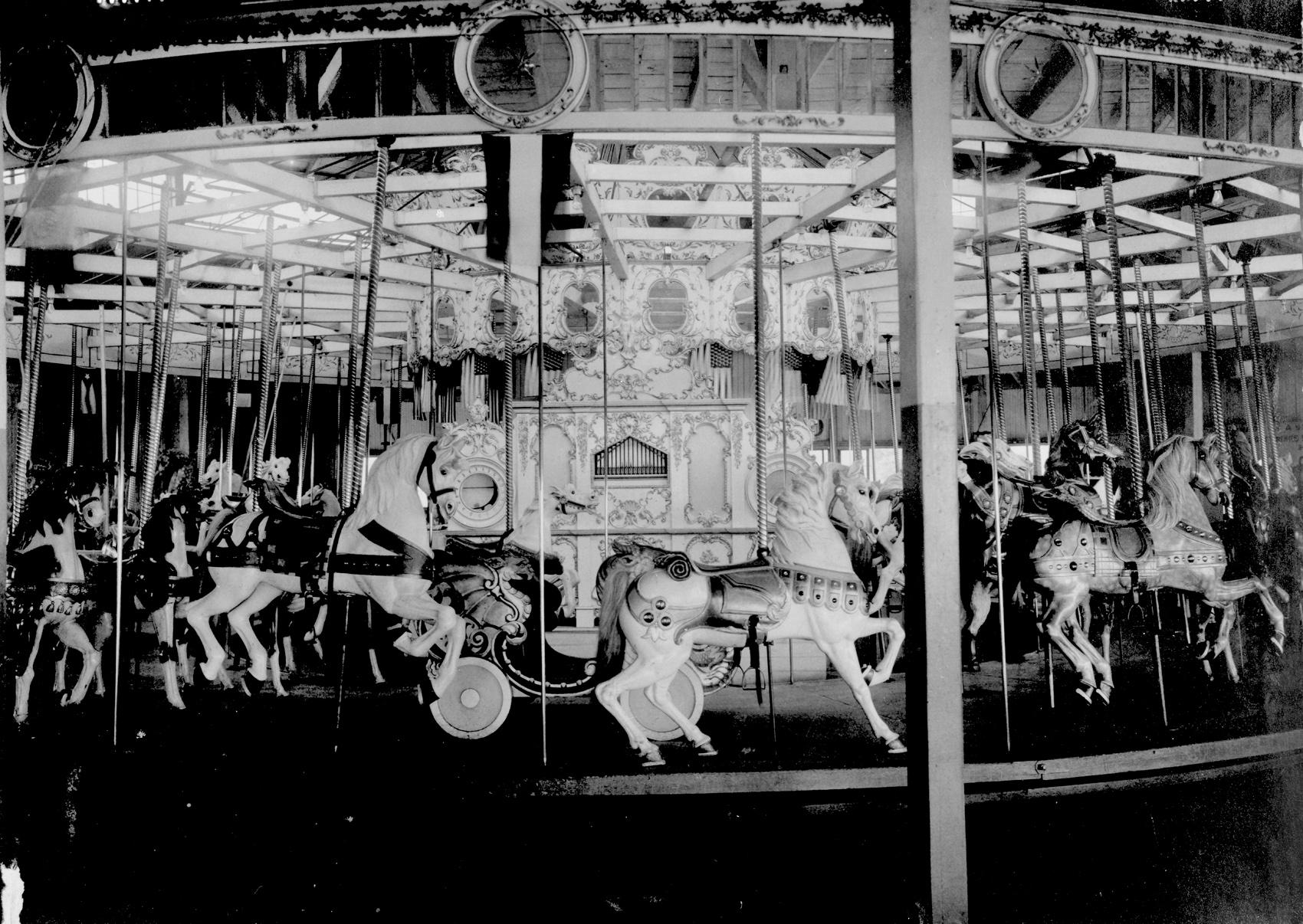 Looff Carousel 9