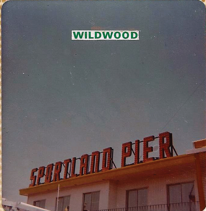 Concepcion-Wildwood-Sportland-carousel-scrapbook