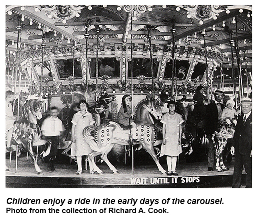 Glen-Echo-carousel-archive-photos-R-Cook-1930s
