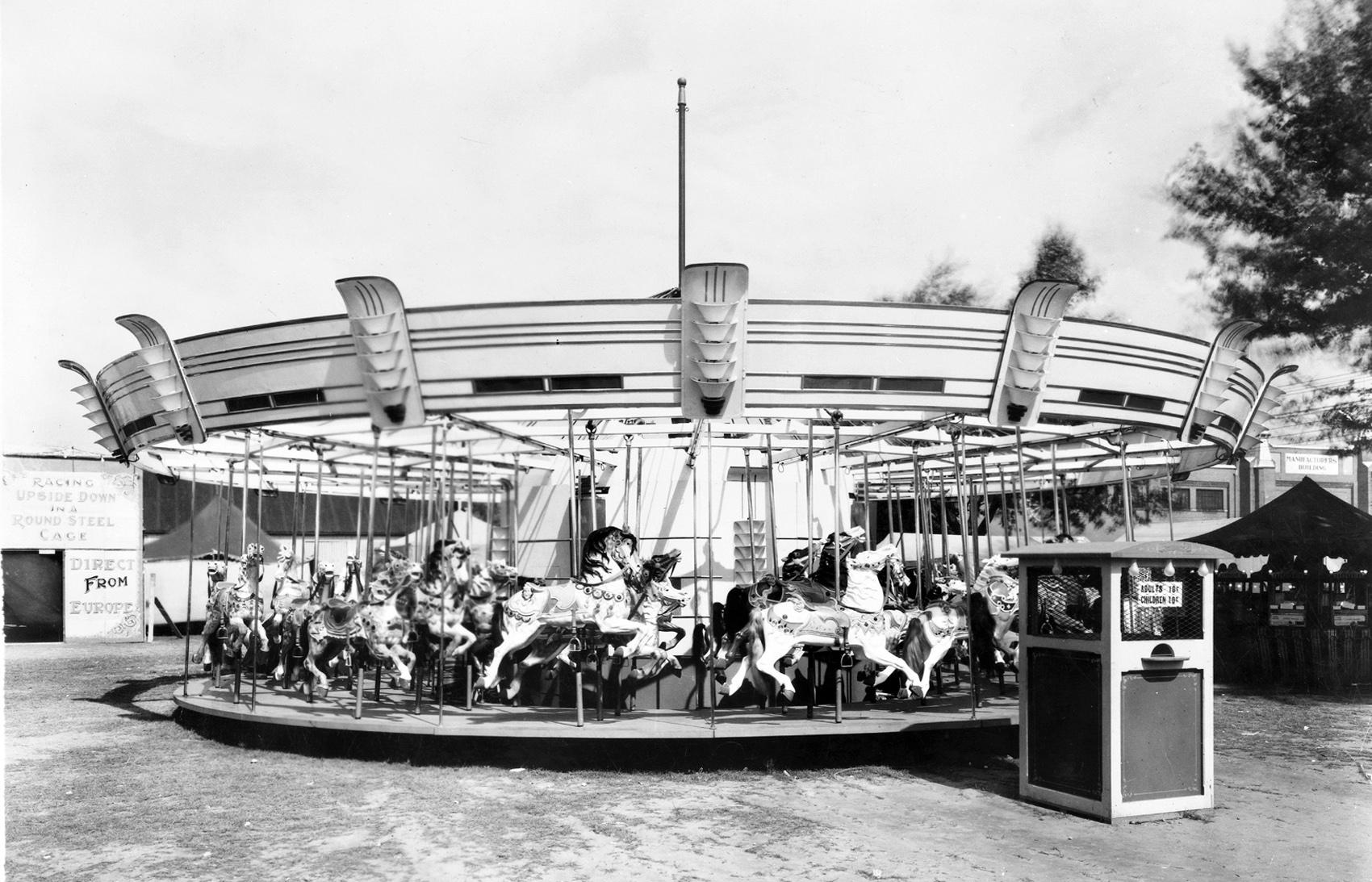 Looff Carousel 8