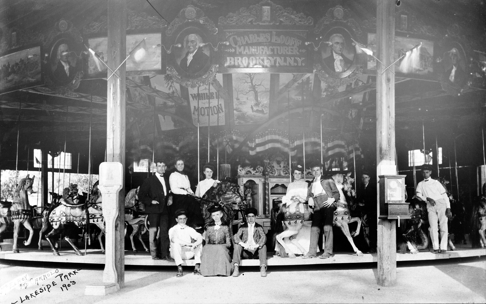 Looff Carousel 5