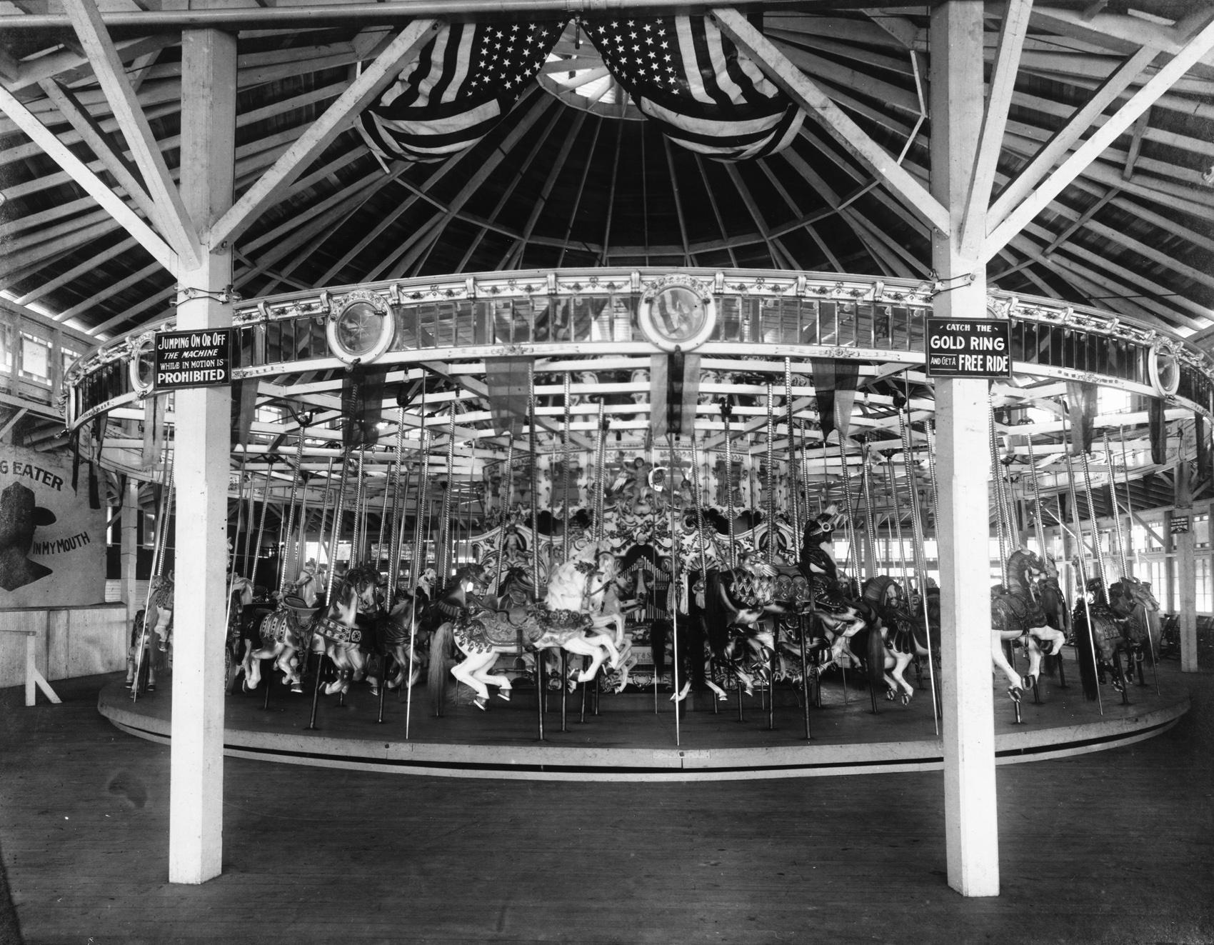 Looff Carousel 4