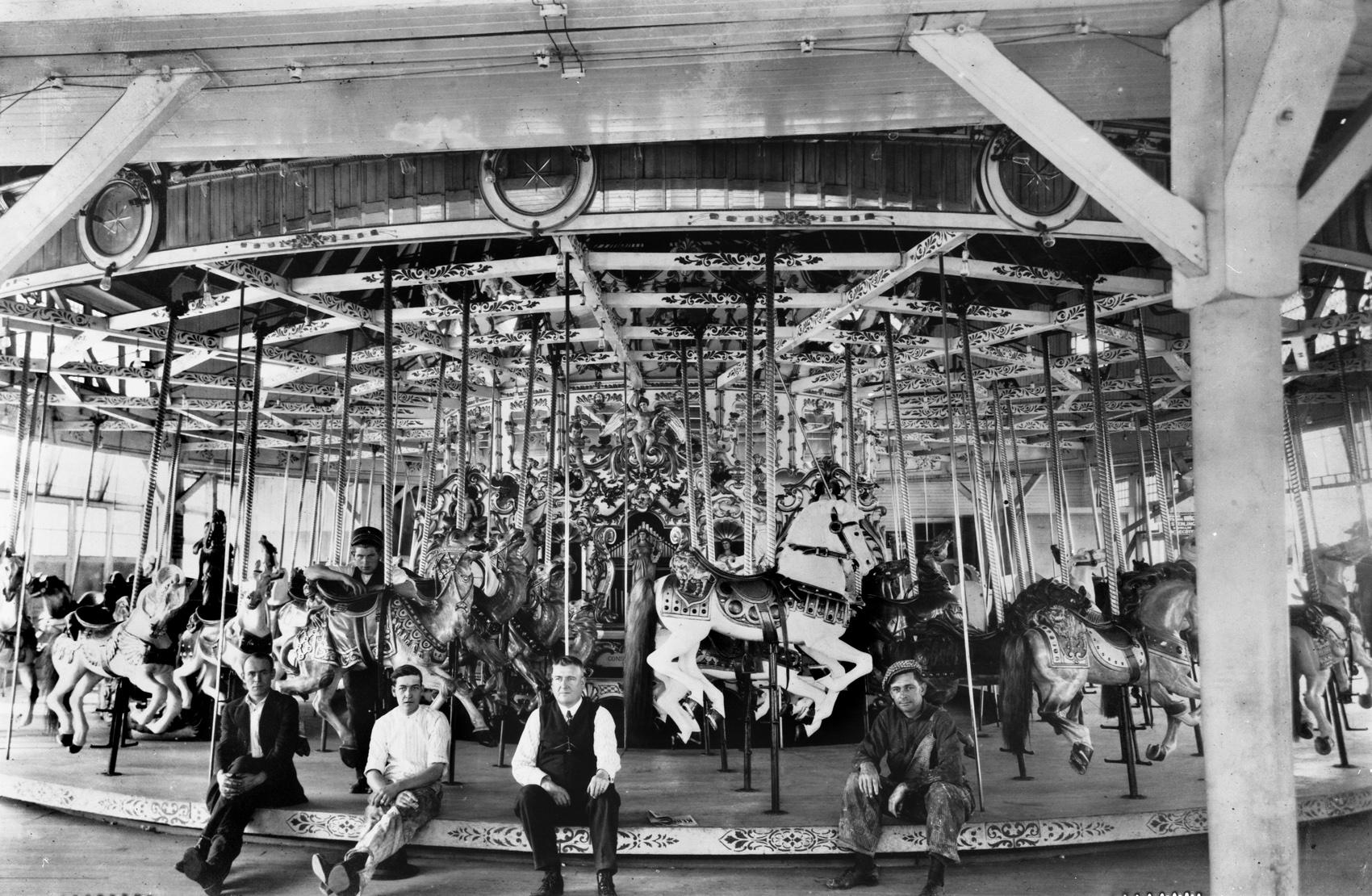 Looff Carousel 3