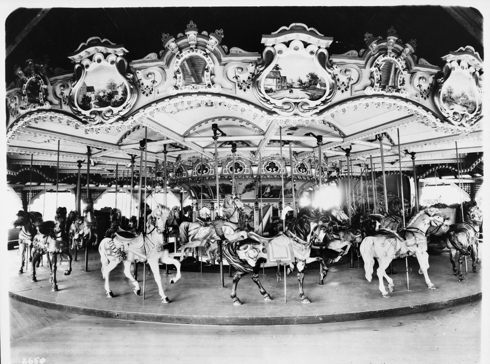 Philadelphia-Toboggan-Co-1922-PTC-No-61-carousel-Idora-Janes-Brooklyn