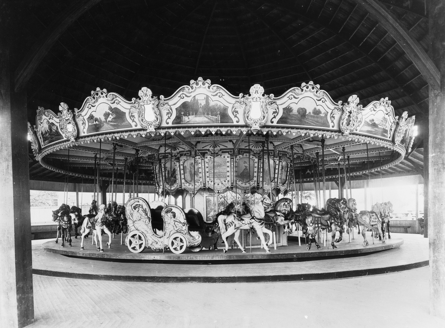 Philadelphia-Toboggan-Co-1923-PTC-No-65-carousel
