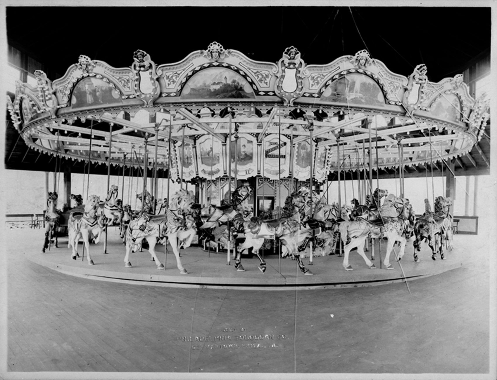 Philadelphia-Toboggan-Co-1923-PTC-No-67-carousel-Carowinds