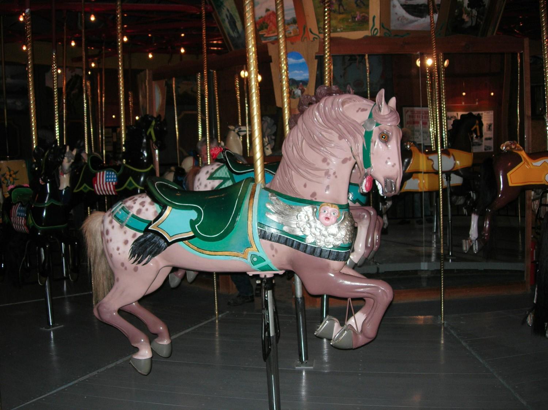 Pueblo-1911-Parker-carousel-Stein-and-Goldstein-carousel-horse-1