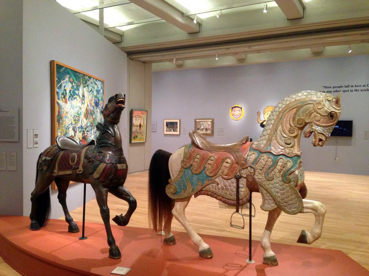 Stein-Goldstein-armored-carousel-horse-1912-17