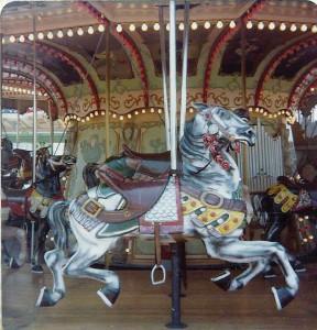 Wildwood-Sportland-Stein-Goldstein-carousel-horse-1970s