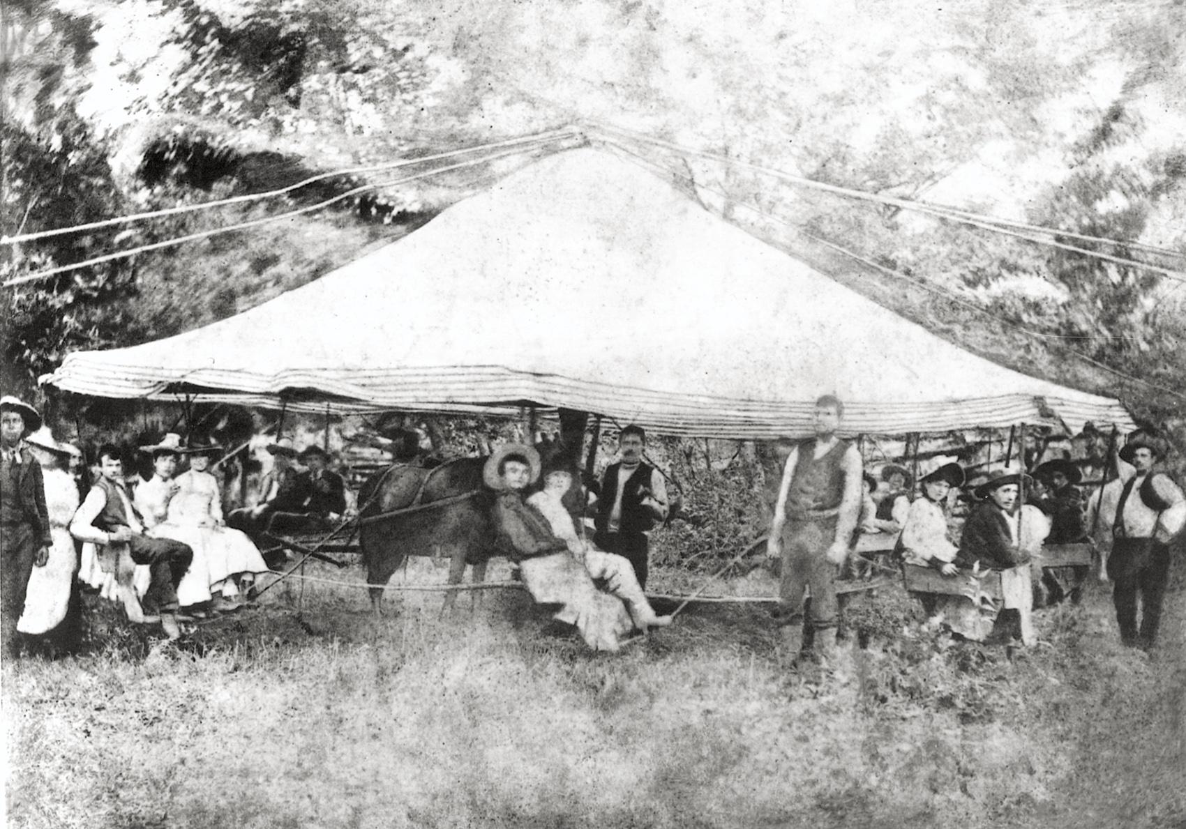 ca-1890-primitive-carousel-Ada-OK-D-Maxwell-photo