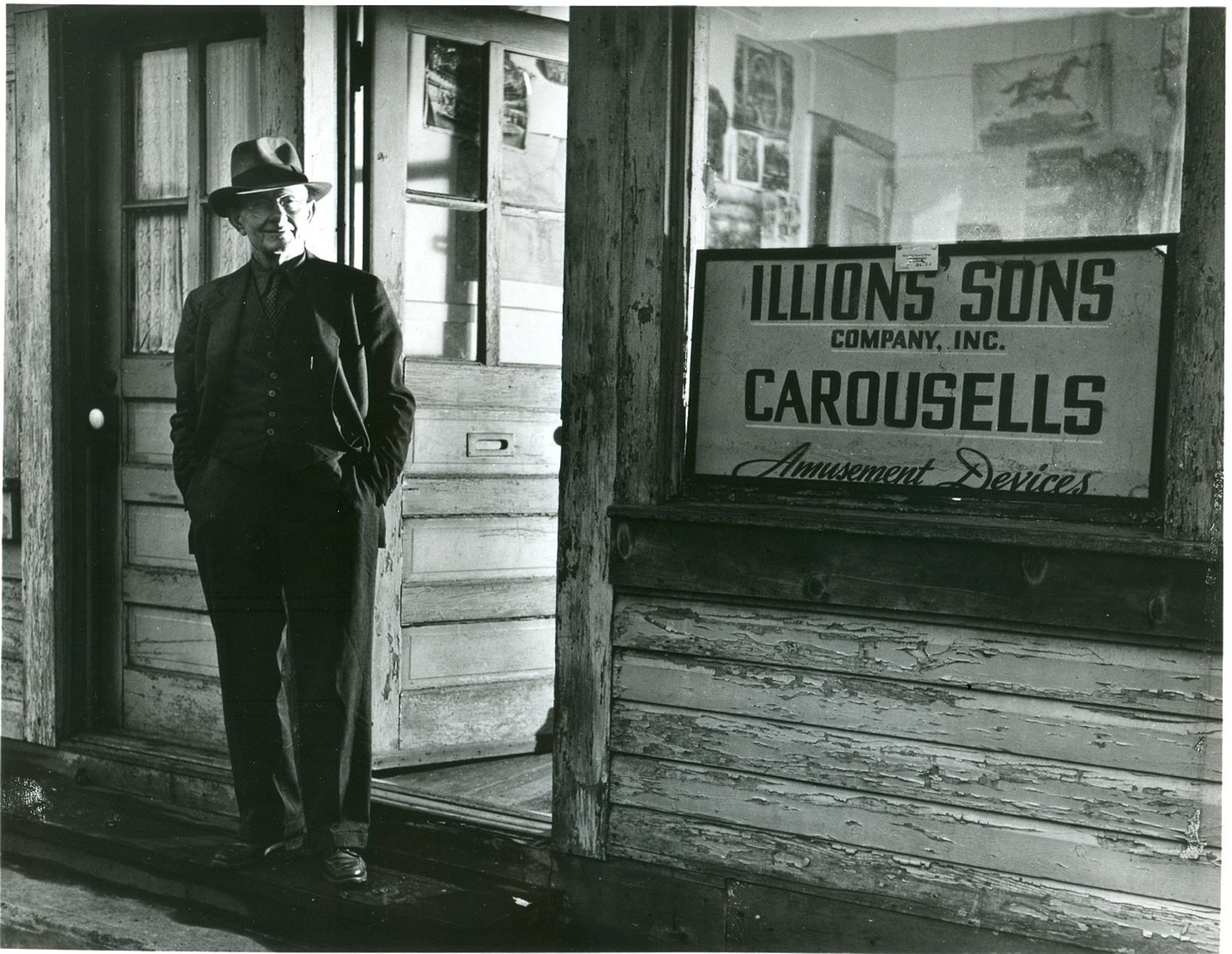 ca-1920-Marcus-Illions-carousel-shop