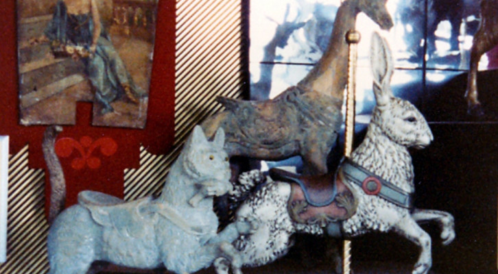 American Carousel Museum 1981