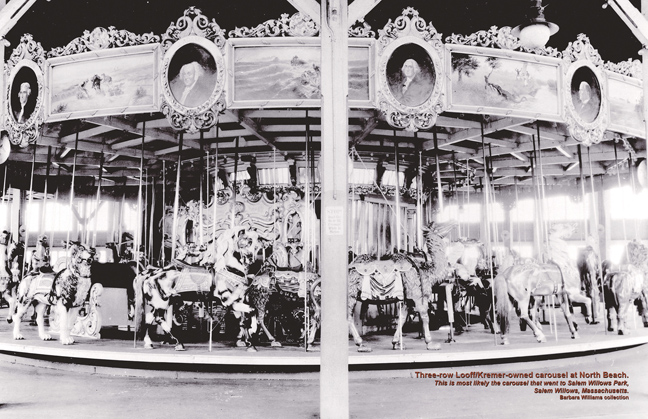 CNT ARCHIVES - The Carousels of North Beach, LI