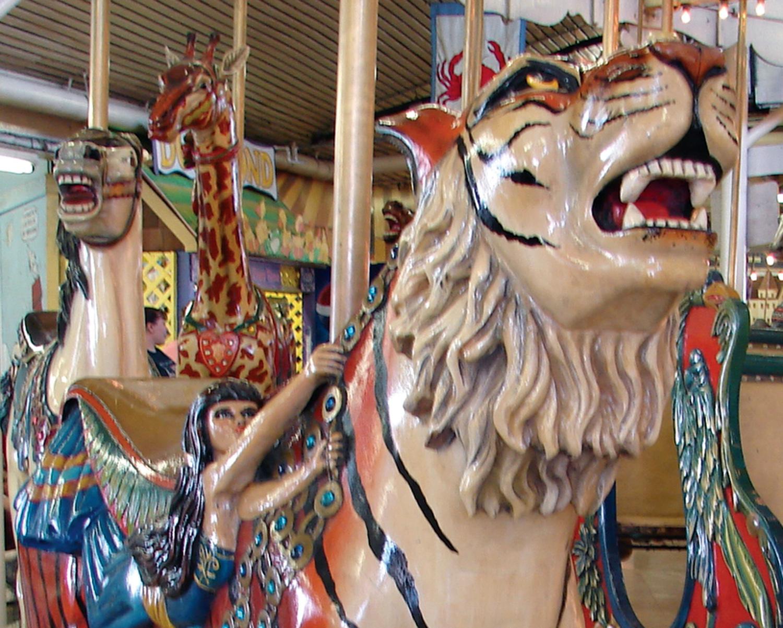 1902-Herschell-Spillman-menagerie-carousel-Trimpers-Rides-Ocean-city