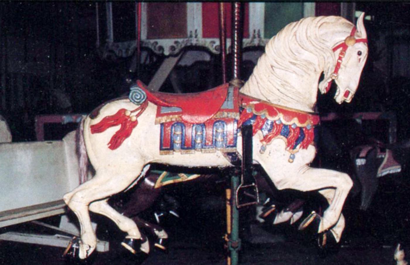 Belchertown-carousel-13-Stein-Goldstein-horse