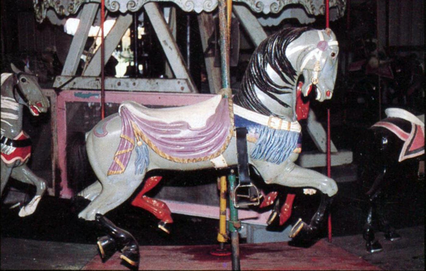 Belchertown-carousel-14-Stein-Goldstein-horse
