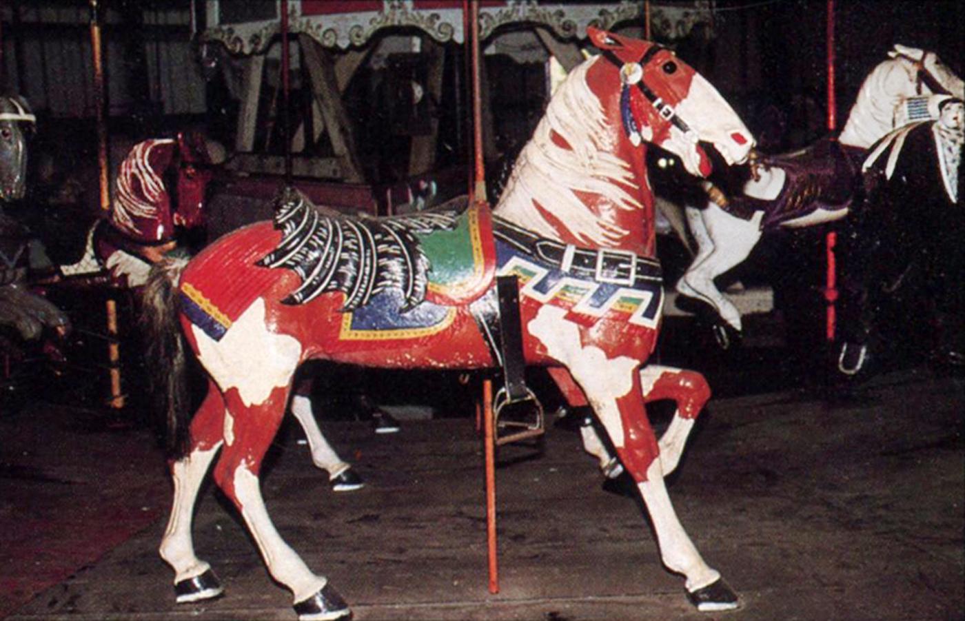 Belchertown-carousel-4-Stein-Goldstein-horse