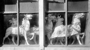 D-C-Muller-Brothers-carousel-carving-shop-window-PA-1910