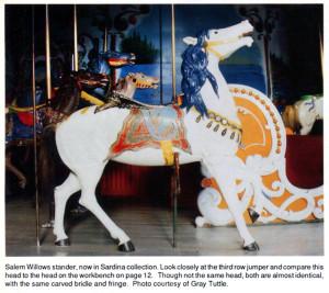 Looff-carver-Edward-Buff-carousel-horses-Salem-Willows