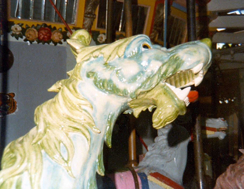 Salem-Willows-MA-ca-1905-Looff-carousel-sea-dragon-037