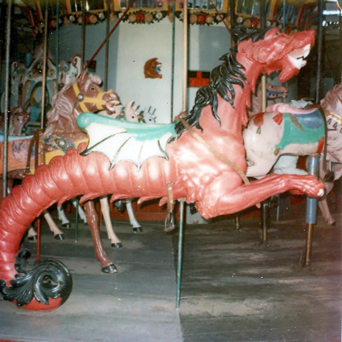 Salem-Willows-MA-ca-1905-Looff-carousel-sea-dragon-092