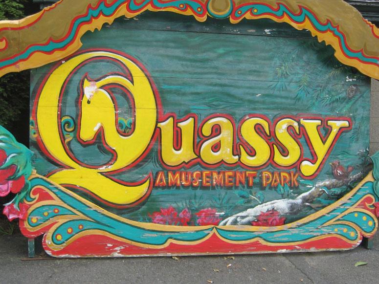 Quassy Lake Carousel Historycarouselhistory Com