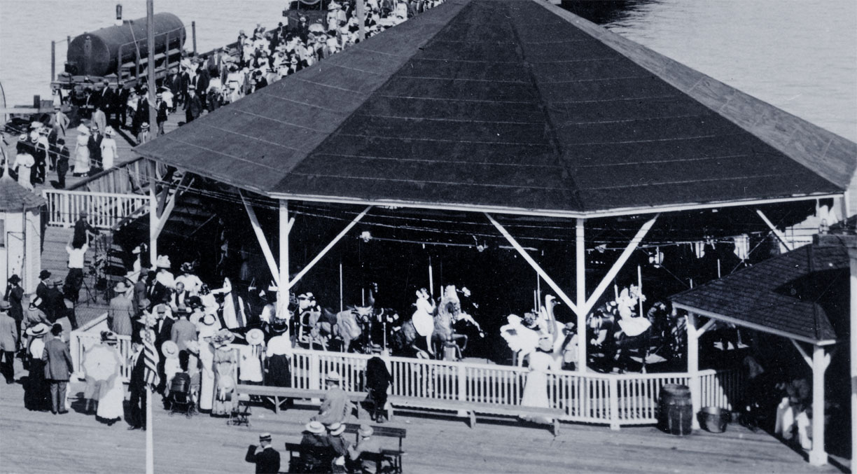 1910-Looff-carousel-Saltair-Park-Salt-Lake-UT