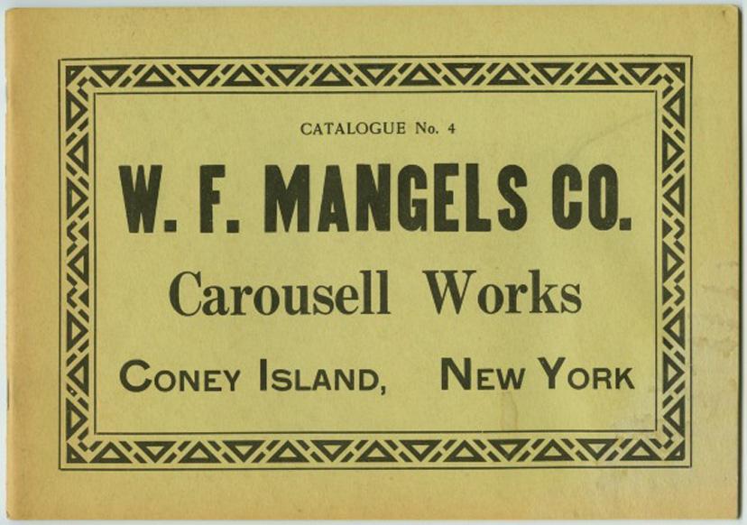 Mangels Catalog page 0