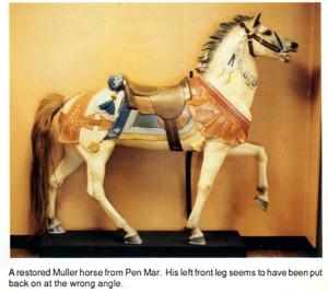 Pen-Mar-carousel-horse-D-C-Muller-restored