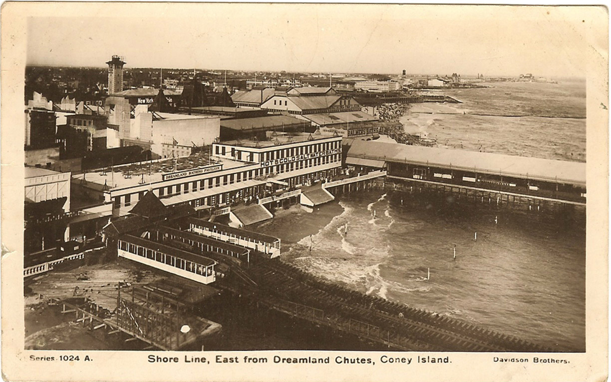 Shoreline-view-from-Dreamland-1904-Coney-Island-Brigandi-photos