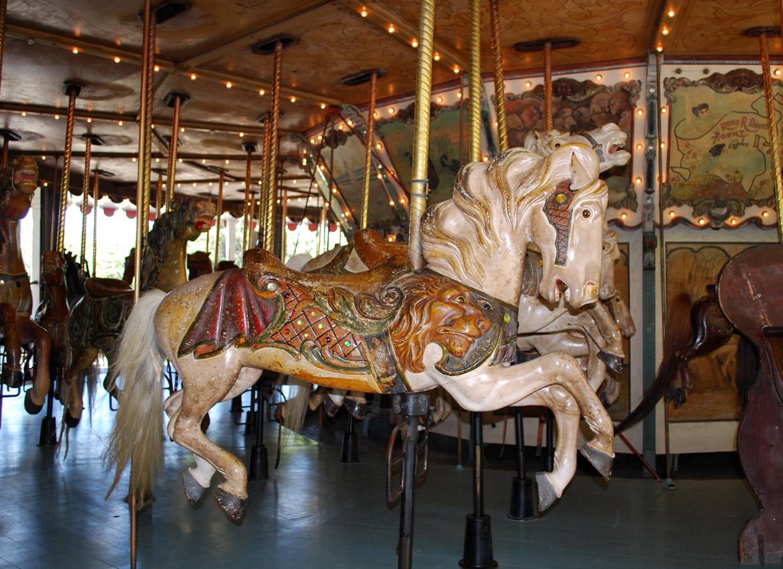CA – Griffith Park Carousel – 1926 Spillman-Looff/Carmel