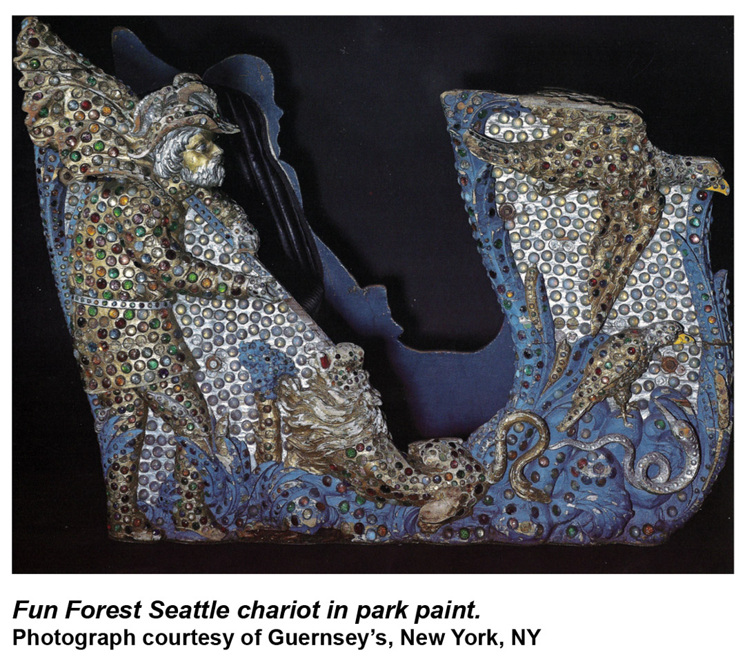 Fun-Forest-Borrelli-jeweled-chariot-Guernseys-1989-auction-catalog
