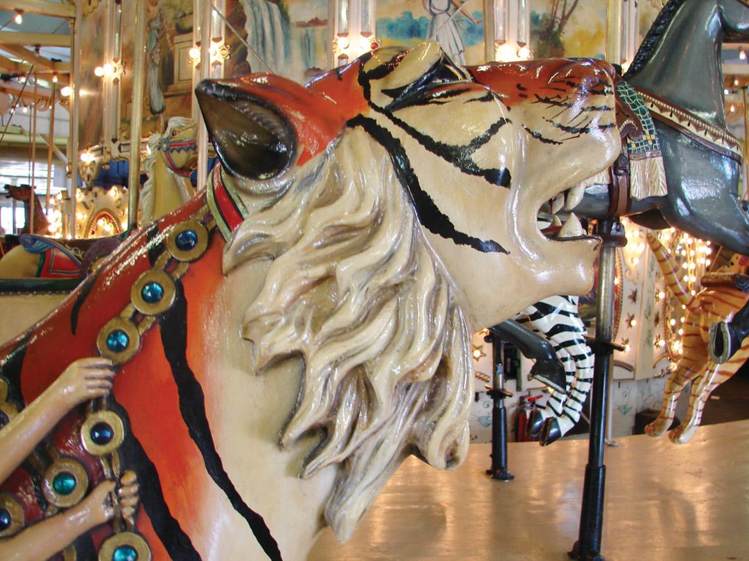 Trimpers-Rides-Herschell-Spillman-tiger