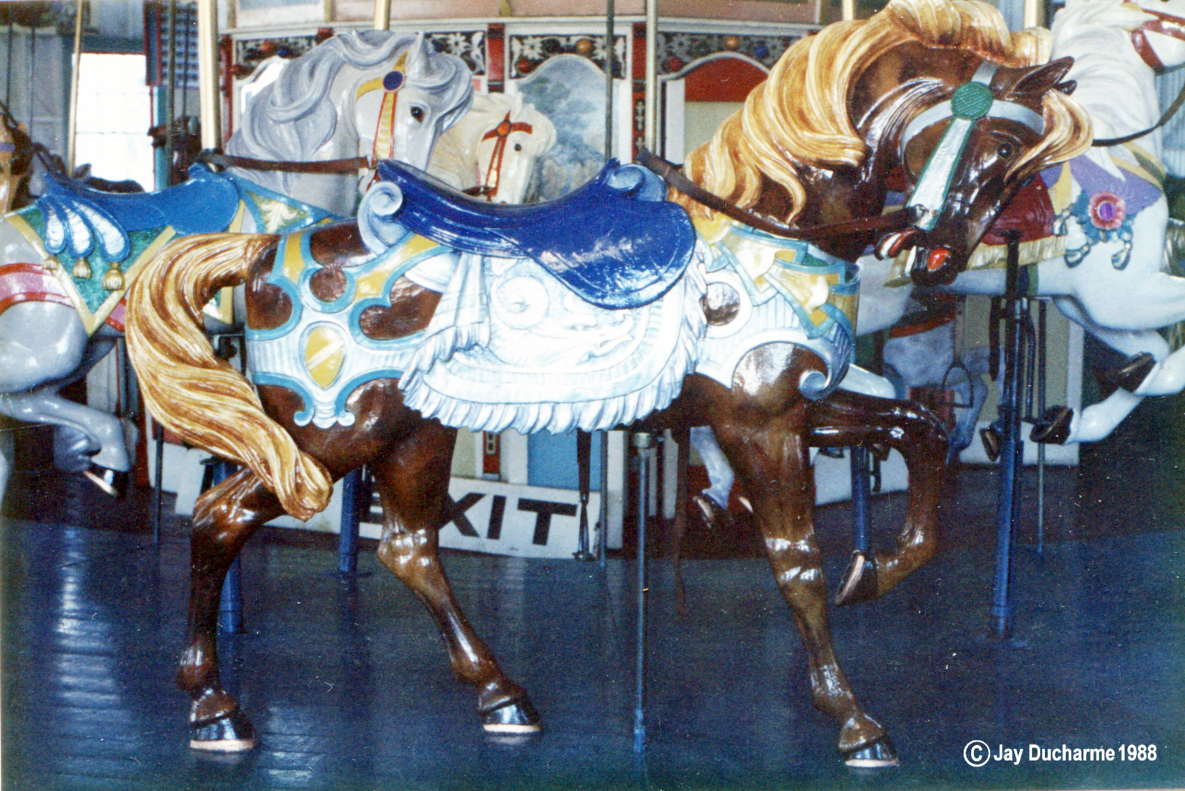 1927-PTC-80-Holyoke-carousel-horse